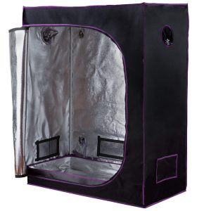 Apollo Horticulture 48x24x60 Indoor Grow Tent